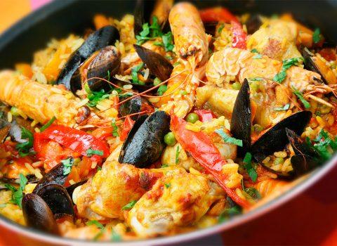 """""""Paella"""" – patiekalas, kuris yra 101 skirtingos rūšies"""