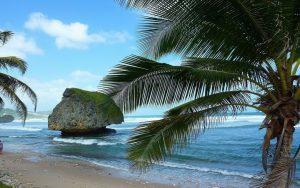 Bathsheba paplūdimys, Barbadosas
