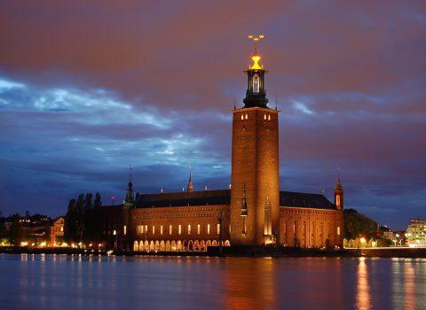 Stokholmo rotušė